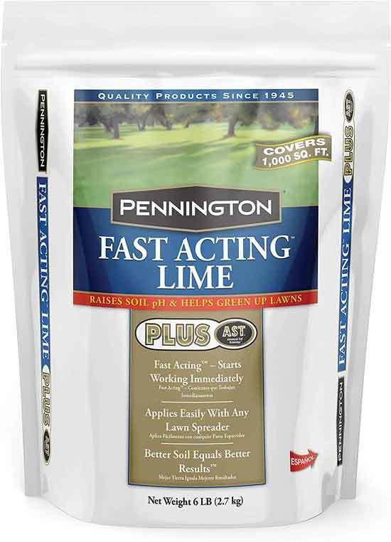 Pennington Fast Acting Lime Soil Amendment 6 lb