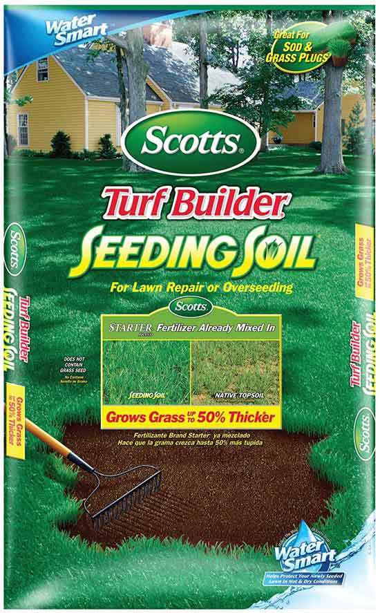 Scott's Turf Builder Lawn Soil