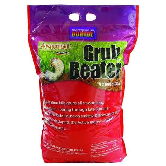 BONIDE Products – Annual Grub Killer