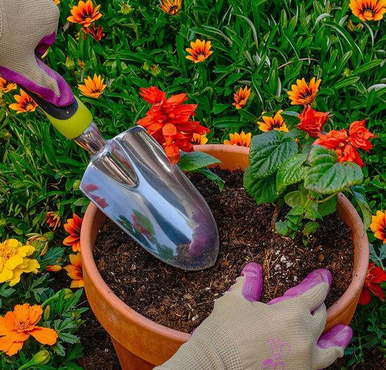 Best Garden Trowel Modern Times Living Homegrown Garden Trowel 2