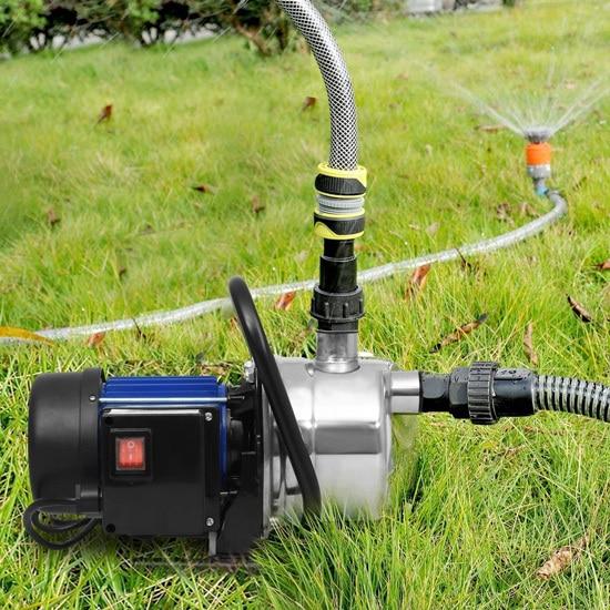 Best Sprinkler Pump 1.6 HP Stainless Steel Lawn Sprinkling Pump 2