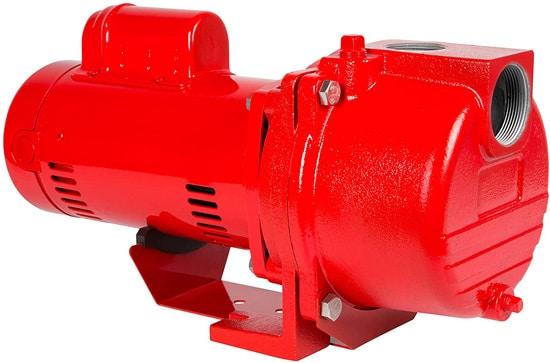 Best Sprinkler Pump RED LION RLSP 200 – A HIGH CAPACITY SPRINKLER WATER PUMP