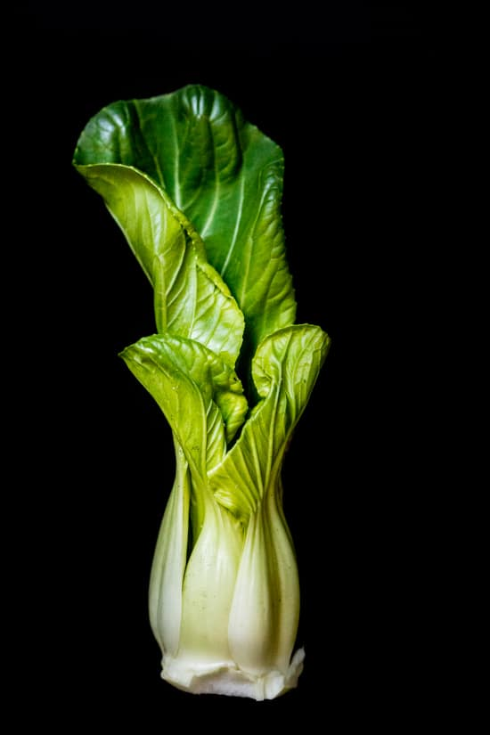 Bok Choy What Is the Healthiest Vegetable