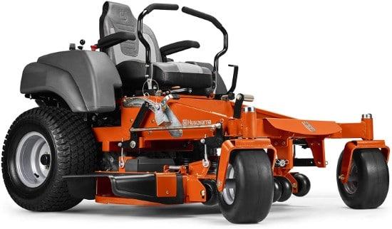 Husqvarna MZ61 27 HP Zero Turn Briggs Stratton Riding Lawn Mower Best Riding Lawn Mower For Hills