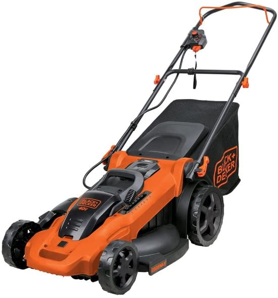 BLACK DECKER 40V MAX 20 Inch Cordless Commercial Lawn Mower Best Commercial Lawn Mower